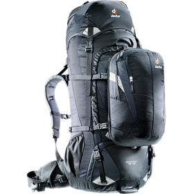 Deuter Quantum 70 + 10 Rygsæk Damer sort